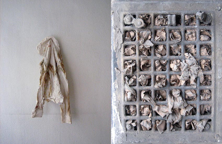 verval collage klein formaat